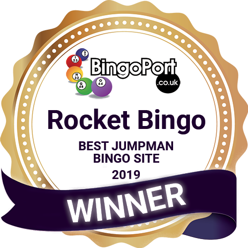 Rocket Bingo: A BingoPort Award Winning Bingo Site